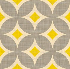 Grey and yellow- on the lookout for sweet flannel for diy receiving blankets- this would be nice.