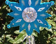 Popular items for snowflake wand on Etsy