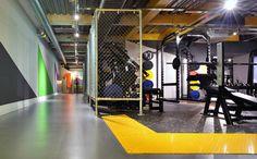 Gymbox Farringdon | BKD