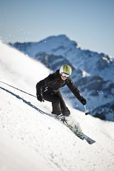 Ski season...finally!