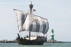 Coque Ubena von Bremen at Hanse Sail Rostock