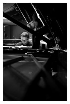 American pianist, keyboardist, bandleader and composer Herbie Hancock. With a unique creative blend of jazz, blues, and modern classical music, he was one of the first jazz musicians to embrace synthesizers and funk.