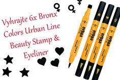 Vyhrajte 6x Bronx Colors Urban Line Beauty Stamp & Eyeliner - KAMzaKRÁSOU.sk