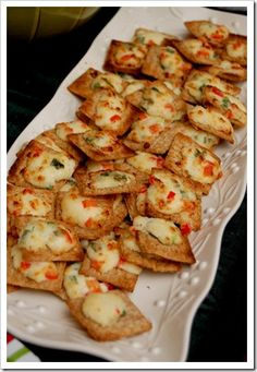 yum! such an easy appetizer!