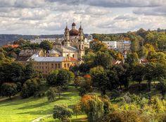 Vilnius, Lithuania my ancestor's home