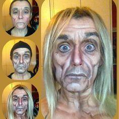 lucia_pittalis - #iggypop #igster #makeup #makeuptranformations