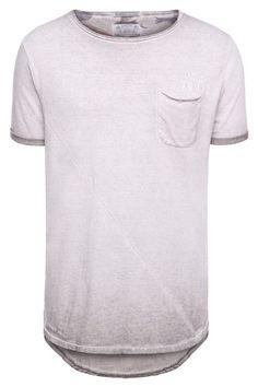 khujo Shirt TRYST grau