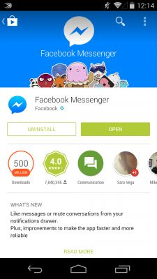 7ff92f37809 Annoyed that Facebook forced you to download Messenger? Turns out it was  very effective
