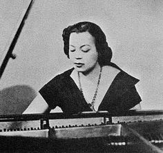"""Margaret Bonds, African American Classical Composer of the famous song """"He's Got The Whole World In His Hands"""""""