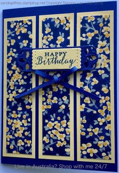 New Birthday Card Ideas Homemade Stamp Sets Ideas Cool Birthday Cards, Homemade Birthday Cards, Homemade Greeting Cards, Birthday Cards For Women, Bday Cards, Making Greeting Cards, Greeting Cards Handmade, Homemade Cards, Female Birthday Cards