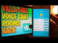 Yalla-Free Voice Chat Rooms Hack get Free Unlimited Coins works for Android and iOS. Yalla-Free Voice Chat Rooms Hack is Available Now! In this video I will . Google Play Codes, Android Video, Clash Of Clans Hack, Coin Master Hack, Voice Chat, App Hack, Gaming Tips, Hack Online, Cheating