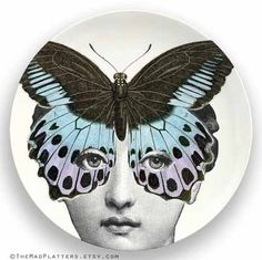 Butterlfy no. 2 original design with Cavalieri face by FauxKiss