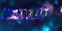 Создаём звёздный 3D текст в Фотошоп