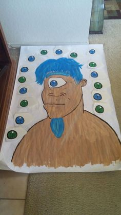 Pin the Eye on the Cyclops