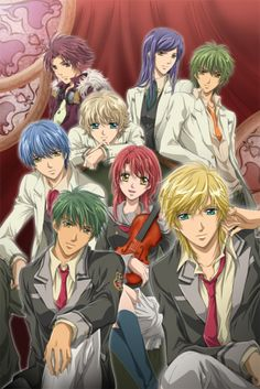 Read La Corda D Oro manga chapters for free.La Corda D Oro scans.You could read the latest and hottest La Corda D Oro manga in MangaHere. Animé Romance, Best Romance Anime, Anime People, Anime Guys, Anime Sexy, Anime Harem, Manga Anime, Super Anime, Comedy Anime