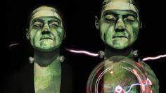 Frankenstein's MONSTER Makeup Tutorial/Collab!