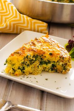 "Quinoa, Spinach & ""Sausage"" Breakfast Casserole...there are vegan alternatives to make this an easy switch. Can't wait to try. gluten free too"