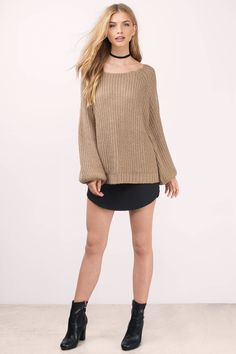 Syd Knit Sweater