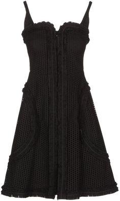 McQ by Alexander McQueen Short Dress
