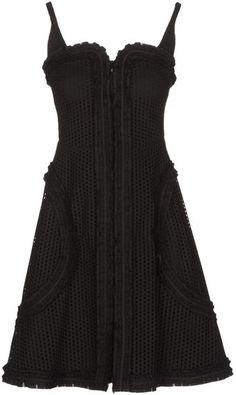 McQ by Alexander McQueen Short Dress