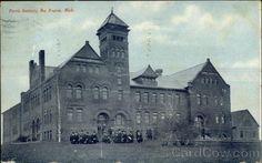 Ferris Institute Big Rapids Michigan