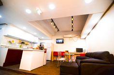#kitchen #kimchee #interior #commonarea #reception #guesthouse #cozyguesthouse #seoulguesthouse #dongdaemun http://www.kimcheegueshtouse.com
