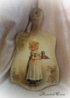 (99) Одноклассники Decoupage Art, Decoupage Vintage, Wood Crafts, Diy Crafts, Clay Wall Art, Diy Bags Purses, Acrylic Art, Wood Art, Craft Projects