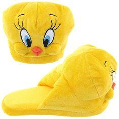 Amazon.com: Tweety Bird Cartoon Slippers for Women: Shoes