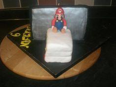 Nintendo DS Super Mario Kart Cake