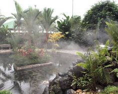 Baldi Hot Springs in Costa Rica