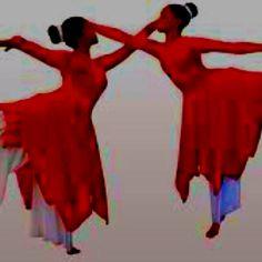 Praise Dance.