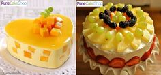 Holidays make us realize just how important family, friends and #Cakes are. So enjoy your Holidays with Delicious Cakes.  Order Now:- http://www.punecakeshop.com/