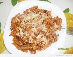 MACARRONES CON ATUN Y TOMATE EXPRES FUSSIONCOOK TOUCH ADVANCE Y THERMOMIX TM31 ← thermo fussion cook