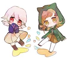 Chiaki and Chihiro