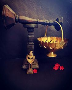 Indian Inspired Decor, Copper, Brass, Traditional Decor, Pots, Sweet Home, Objects, Table Lamp, Interiors