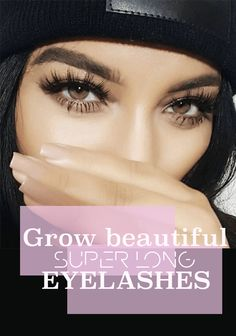 Look good without makeup when you have the right lashes