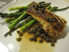 Recipe Mahi-mahi with lemon caper sauce, Easy, Main Dish. Probably as close to M… – Food - Fish Recipes Easy Fish Recipes, Seafood Recipes, Great Recipes, Cooking Recipes, Favorite Recipes, Healthy Recipes, Maui Maui Fish Recipes, Hawaiian Recipes, Healthy Sweets
