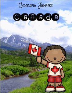 COMPLETELY UPDATED AND RENOVATED JUNE 2016!This unit explores the country, the continent it's located in, it's flag, and many other facts, including its culture and what school is like there. This is one unit in a series that includes 25 countries.This series is perfect for preschoolers, Pre-K, Kindergarten, first grade, and second grade.Items included:Fact SheetPhoto cardsWord wall cardsCountry PosterFlag PosterAll About Canada bookLook at Canada bookResearch ReportGlue the picturesLets…