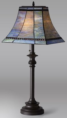 Jeweled Swirl Lamp, Lamps, Home Furnishings - The Museum Shop of The Art Institute of Chicago