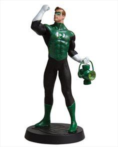 DC Comics - Edição 04 - Lanterna Verde   Loja Eaglemoss - Coleções