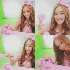 """Jessica and Taeyeon share photos from the set of """"Beep Beep"""""""