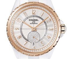 a0cf622b0d5 BASELWORLD  Chanel ups the bling and Bulgari goes thin in these premieres  Coco Chanel