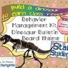 "Everything you need to start a classroom management plan or use the build-a-fossil dinosaur bulletin board set and included resources separately.  (With this download you will also get ""166 Fun and Holidays YouTube Links"" to offer clickable links for easy class rewards)"