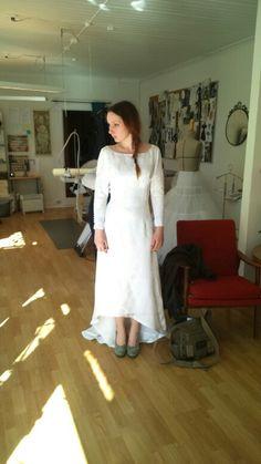 Kjolen min ferdig ❤