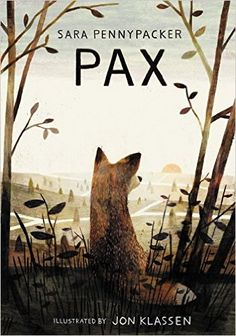 Pax: Sara Pennypacker, Jon Klassen: 9780062377012: Amazon.com: Books