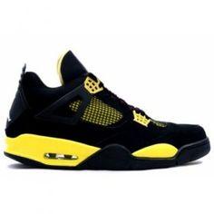 Air Jordan Retro 4 ls thunder black tour yellow white 314254-071 Just sale for $84.00 http://www.centrafilmes.com/
