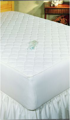 Bargoose 4-ply Waterproof Fitted Mattress Pad