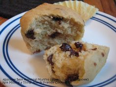 Not Missing a Thing! Allergy Friendly Cooking: Absolute Best Anything Muffins {Gluten-Free, Dairy-Free, Egg-Free}