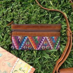 Gorgeous Guatemalan Clutch