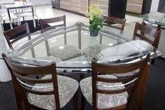 mesa triangular 1